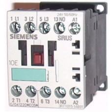 Contactor 3kW/400V AC24V 1NO SIEMENS #3RT1015-1AB01